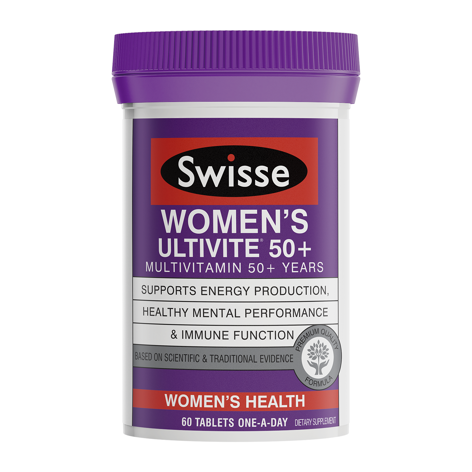 Swisse Womens Ultivite 50 product 60 tabs
