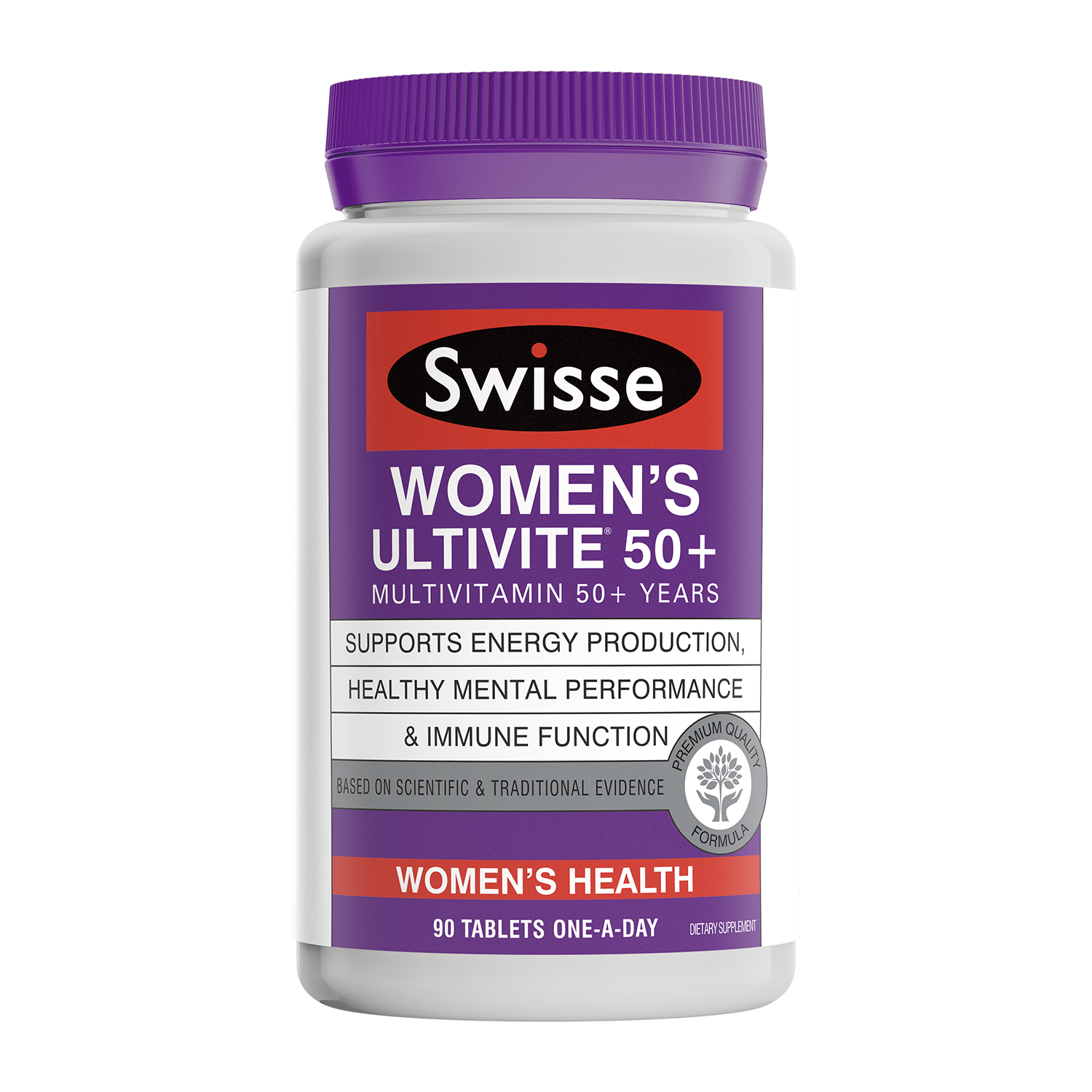 Swisse Womens Ultivite 50 product 90 tabs