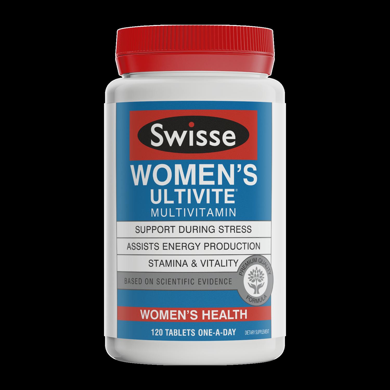 Swisse Womens Ultivite product 120 tabs