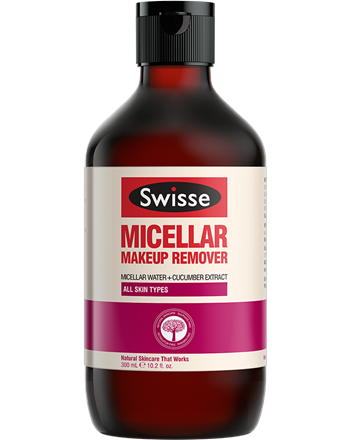 Swisse skincare Micellar Make up Remover