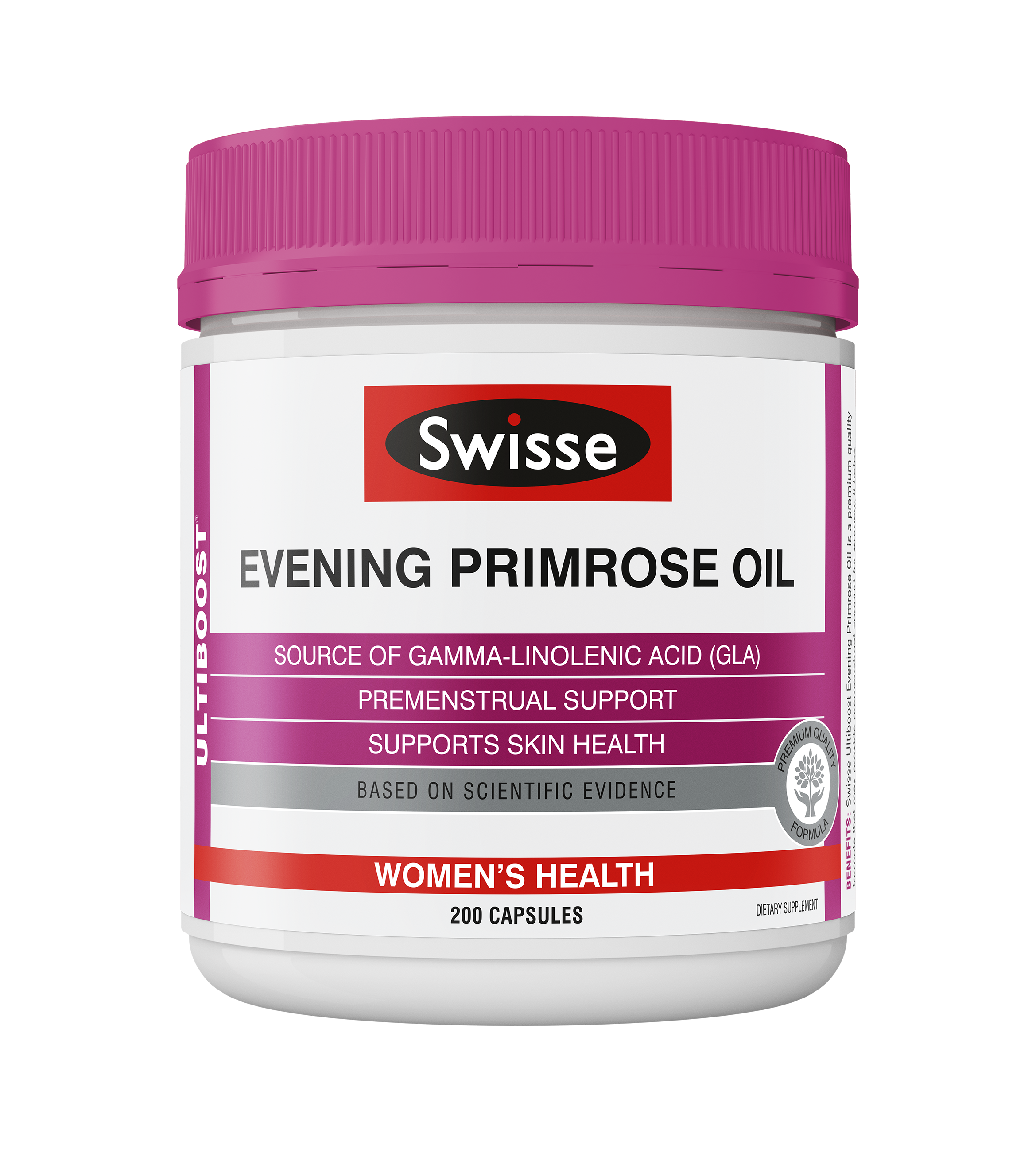 Swisse ultiboost Evening Primrose Oil Product image