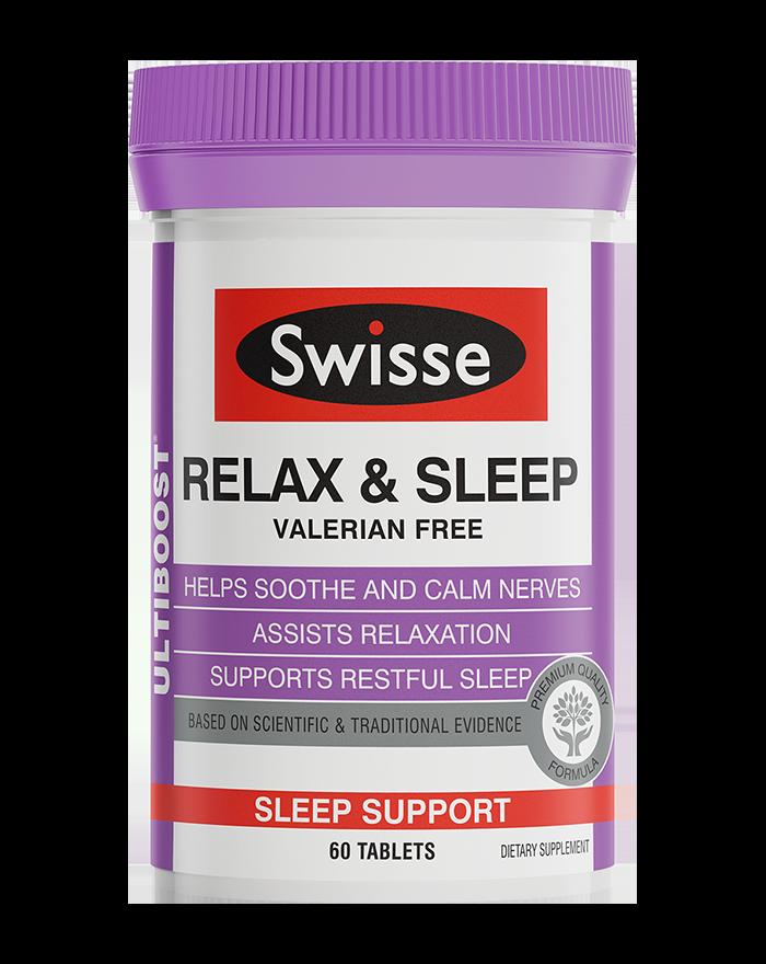 Relax & Sleep 60 tabs