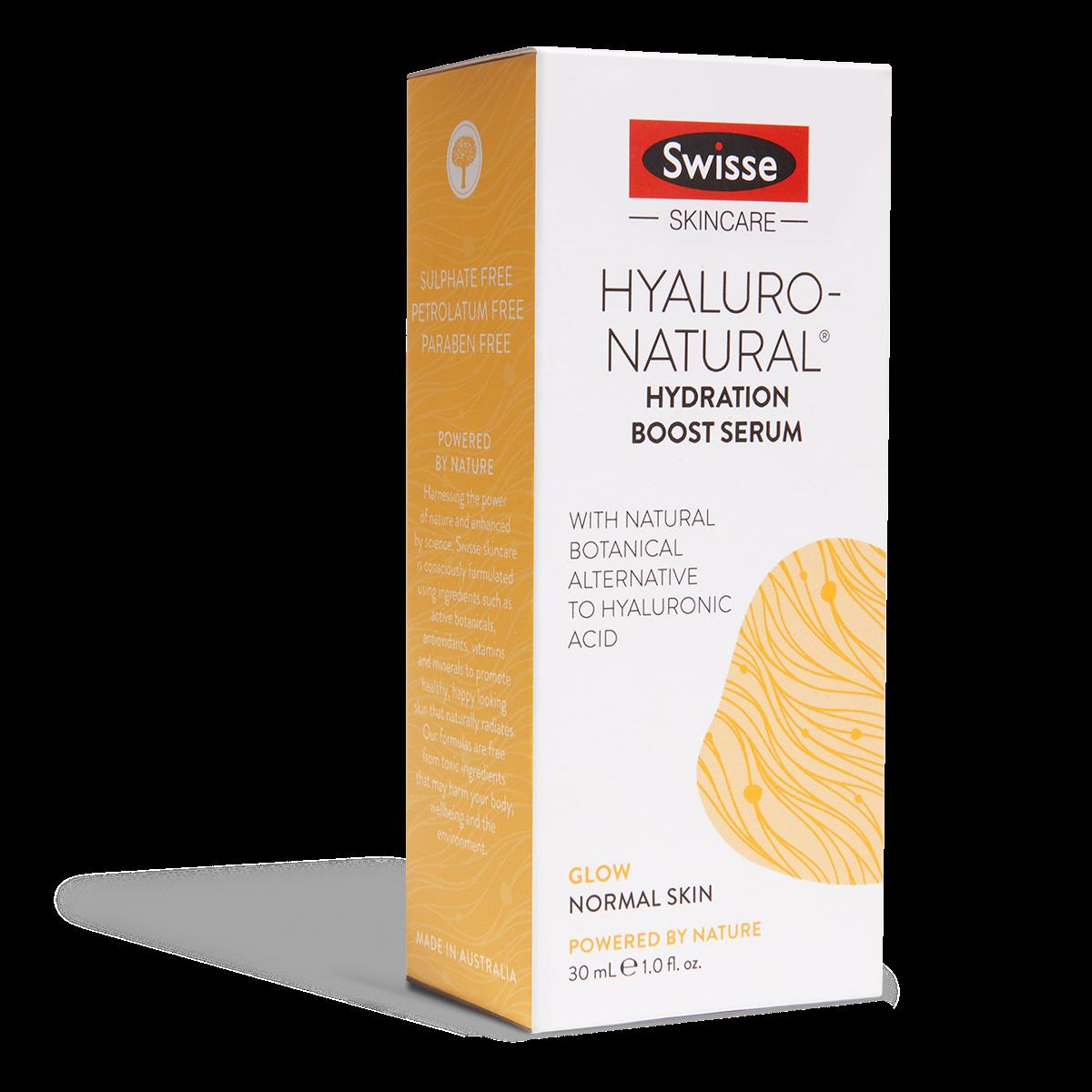 Swisse Hyaluro Serum Carton Angle