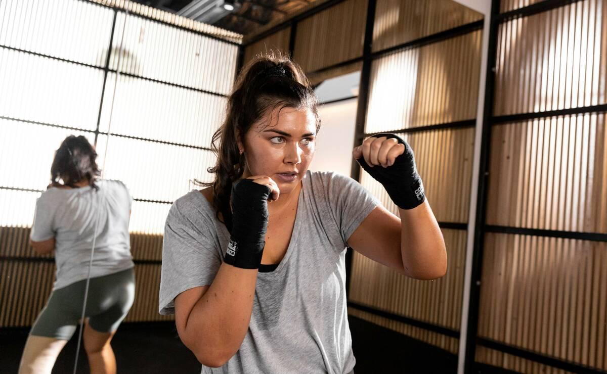 Jess Boxing