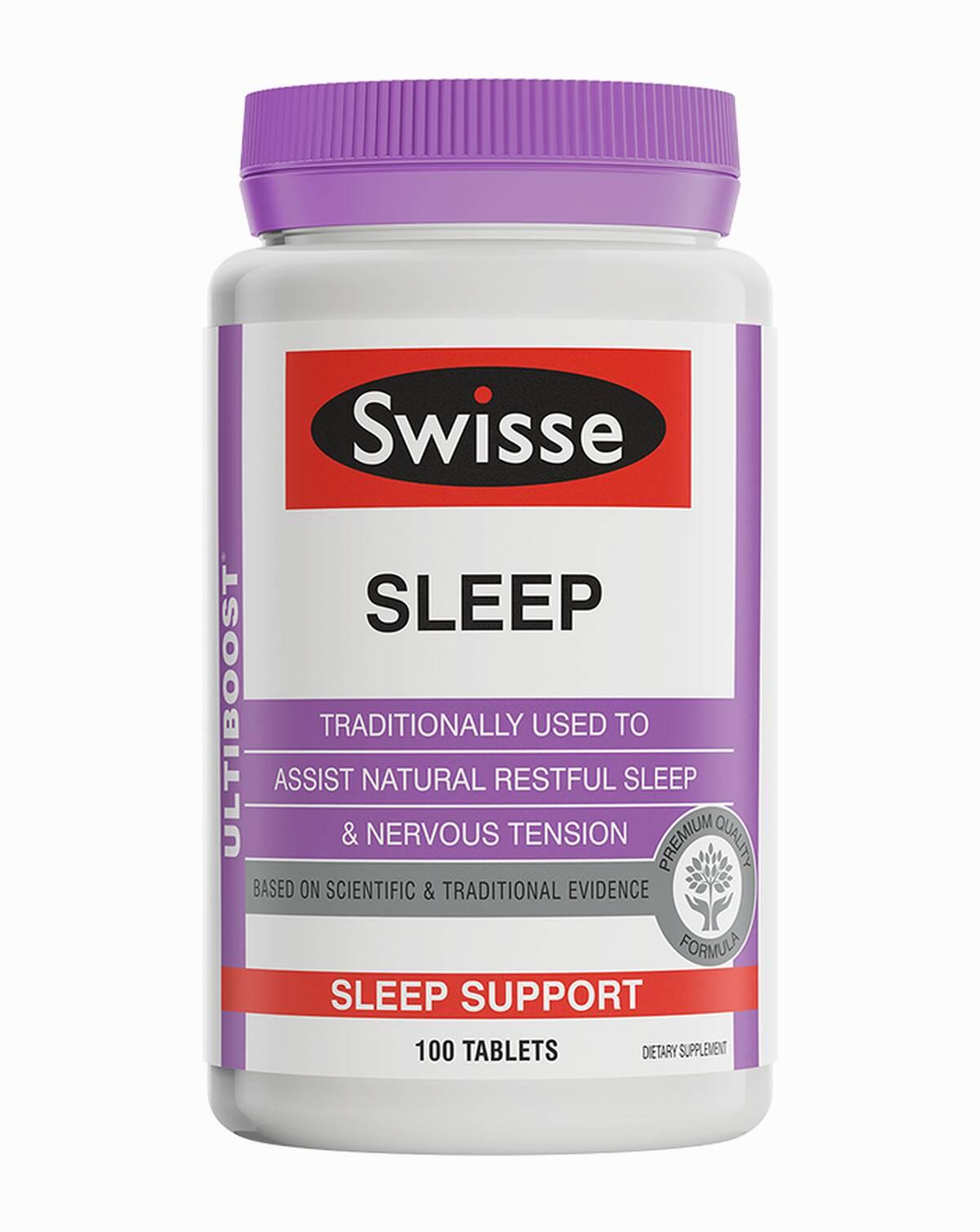 Swisse Ultiboost Sleep 100 Tabs