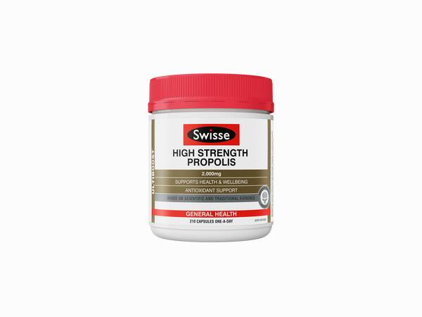 Swisse ultiboost High Strength Propolis product image