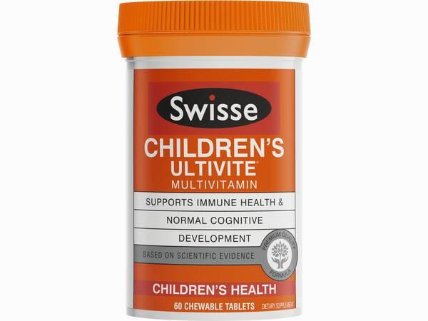 Childrens Ultivite 60s