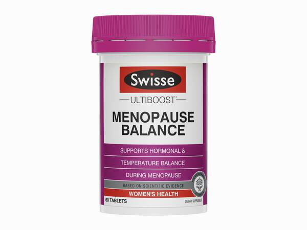 Swisse Ultiboost Menopause Balance product 60 tabs product image