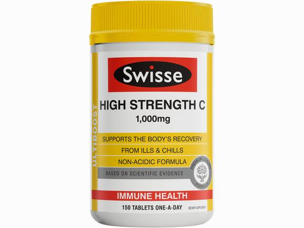 Swisse Ultiboost High Strength C