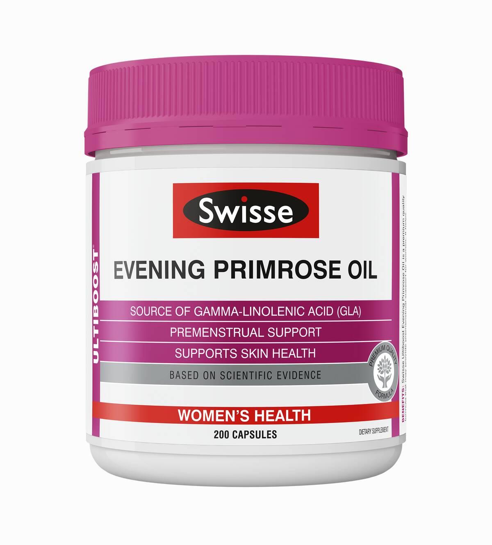 Swisse ultiboost Evening Primrose Oil Product image
