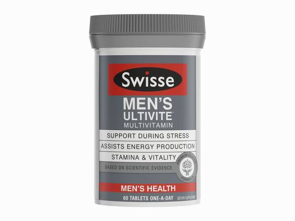 Swisse Mens Ultivite product image 60 tabs